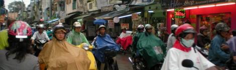 Вьетнам, 9 — 21 июня 2012