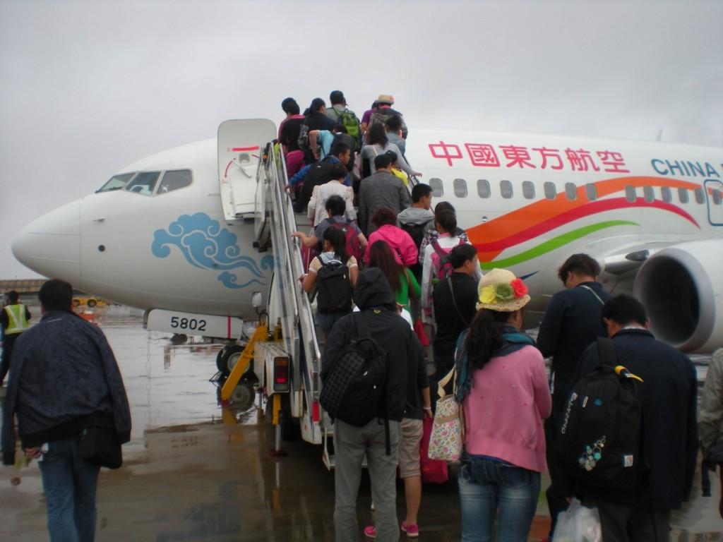 самолет в китае