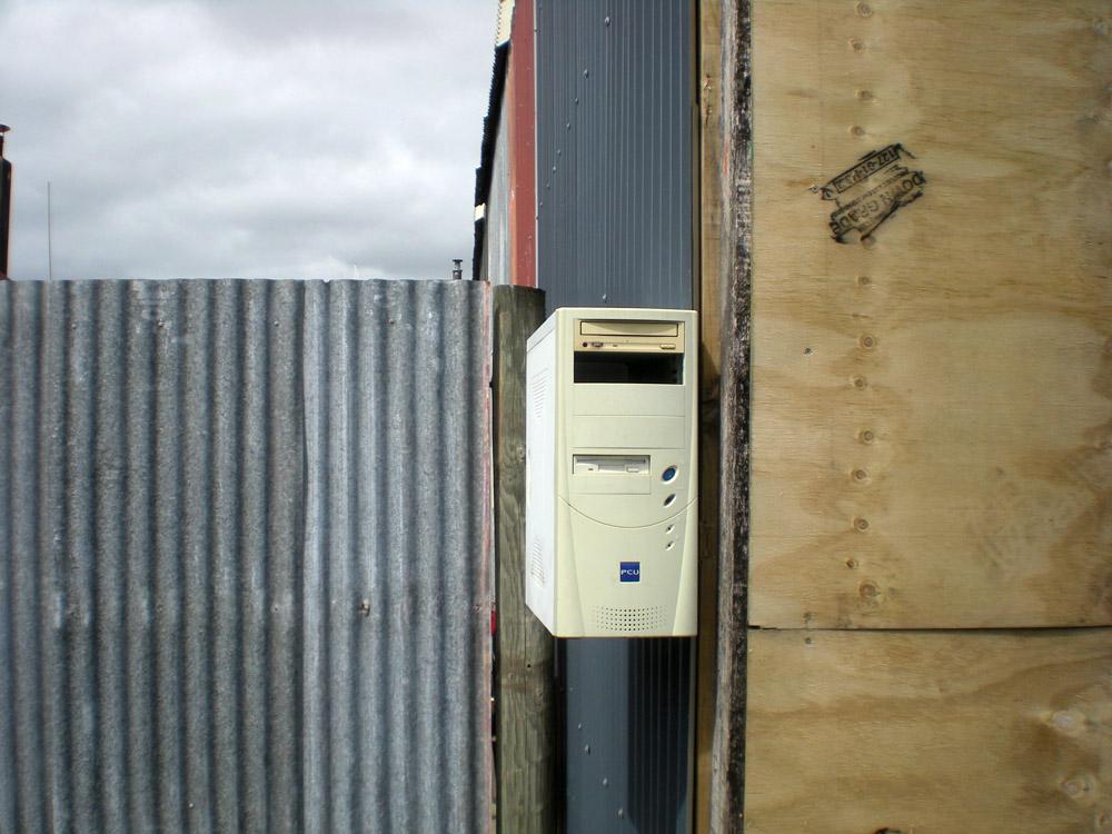 прикольные почтовые ящики в Новой зеландии