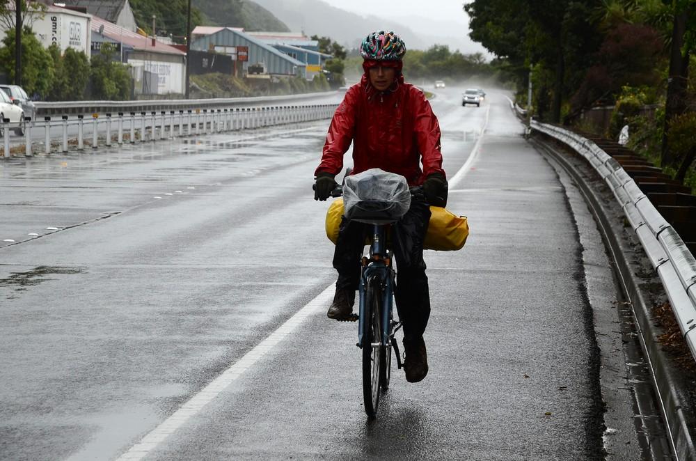 путешествие на велосипеде