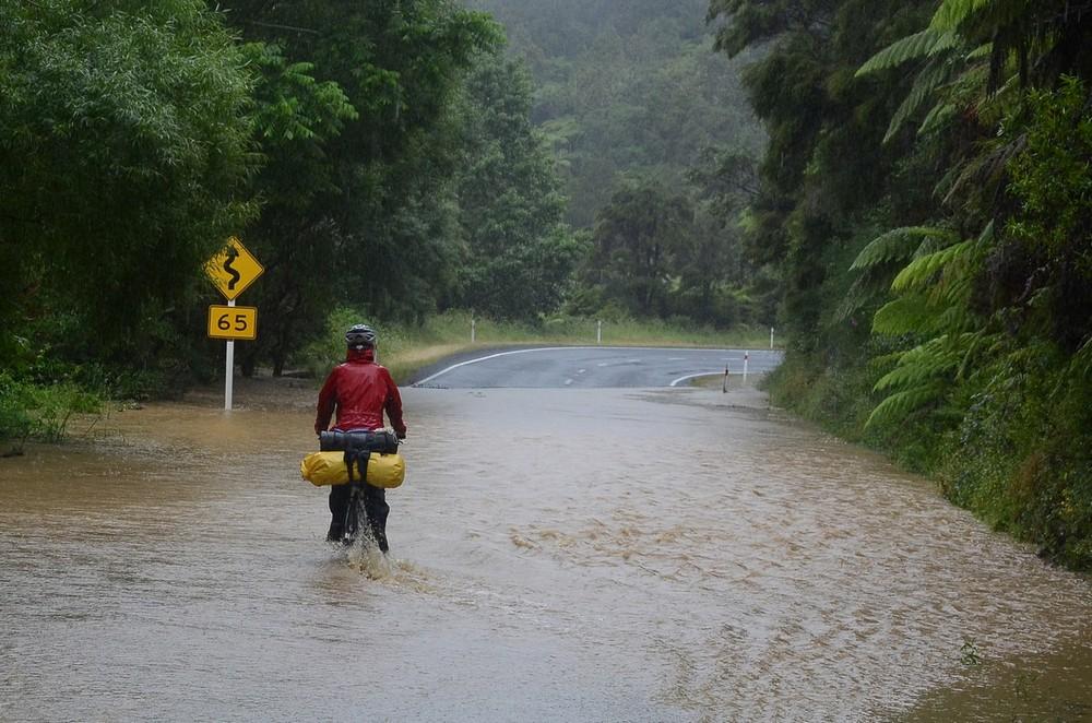 велопетешествие по Новой Зеландии