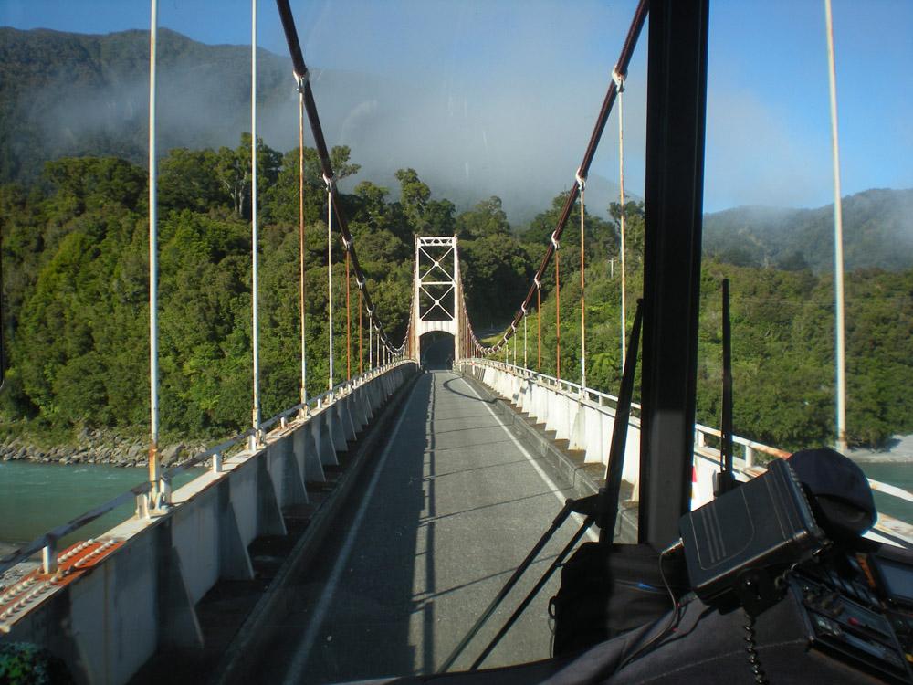 мост в Новой Зеландии