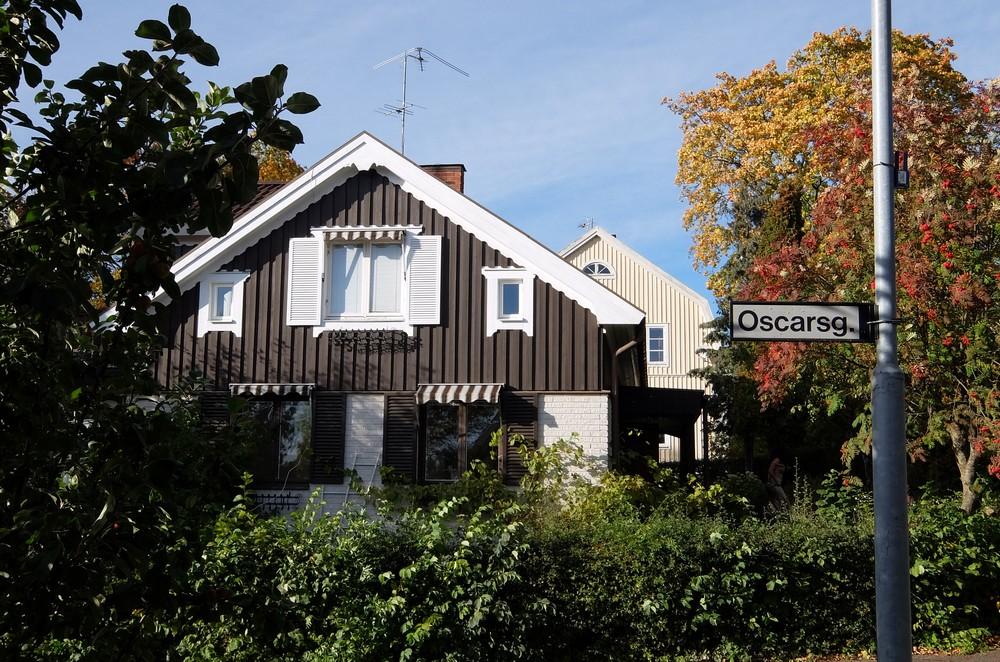 дом в Швеции, Вестерос