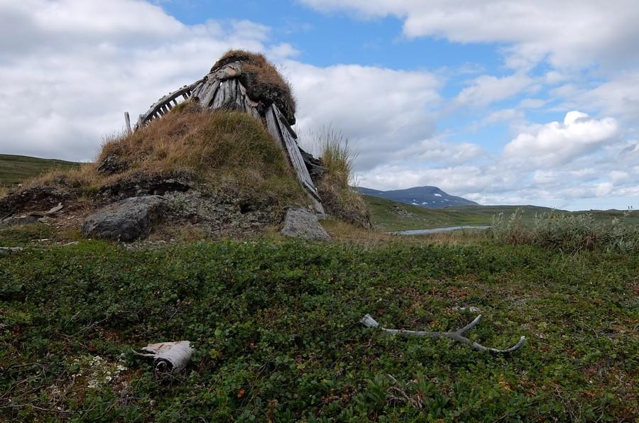 дом людей саамы
