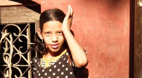 Непал весной 2015