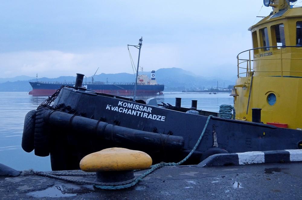 Батуми порт