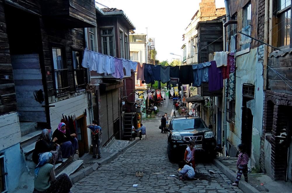 Стамбул, старый город